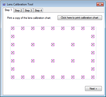 Performing Lens Calibration on a New Camera – O-Calc Pro Wiki