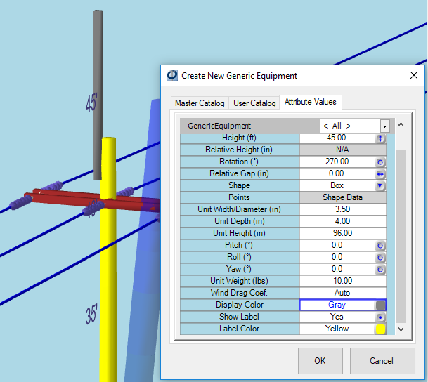 Modeling a Pole Top Extension – O-Calc Pro Wiki